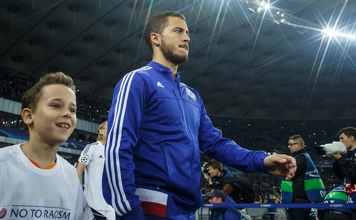 Eden Hazard drops big hint regarding his future amid Real Madrid rumours