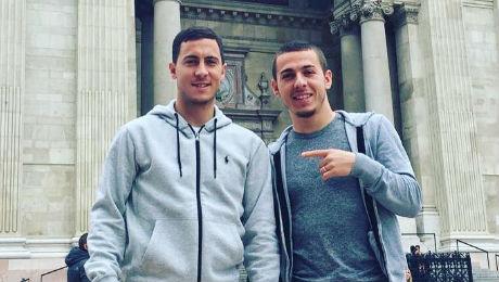 Eden Hazard makes exciting prediction about Chelsea signings under Antonio Conte