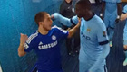 VIDEO: Toure gives Hazard clip around the ear