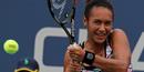 Heather Watson beaten in first round of Japan Open