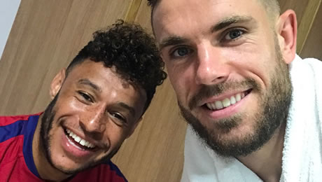 Alex Oxlade-Chamberlain opens up about his Liverpool FC struggles