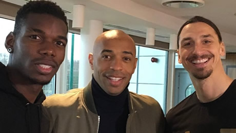 Thierry Henry sends Arsenal warning to Liverpool