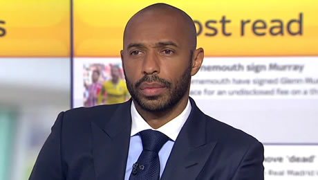 Thierry Henry sends message to Chelsea boss about Tiemoue Bakayoko