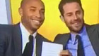 Watch Arsenal legend Thierry Henry 'sign' for Harry Redknapp's QPR