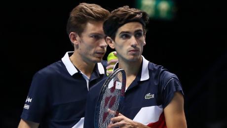 Nitto ATP Finals: Mahut & Herbert, Sock & Bryan emerge from tough group to make first SFs