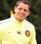 Man Utd transfers: Louis van Gaal coy on Javier Hernandez future