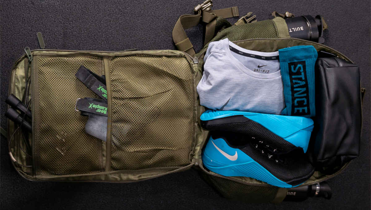 Built for Athletes Hero 2.0 backpack (Photo: Built for Athletes)