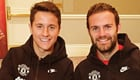 Photo: Juan Mata issues Man Utd rallying cry ahead of new season