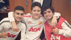 Herrera thanks Man Utd fans after winning award