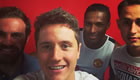 Photo: Ander Herrera and Juan Mata reunited at Man Utd