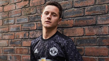 Ander Herrera: I have no words to describe this Man United legend