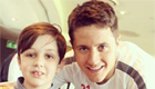 Photo: Ander Herrera meets young Man Utd fans after Chelsea loss