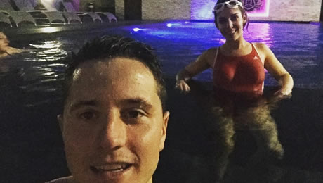 Photo: This is how Ander Herrera celebrated Man United's EFL Cup win