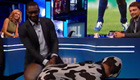 VIDEO: Can Heskey hit a cow's a*se with a banjo?