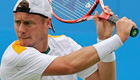 Hewitt bids farewell to SW19 after defeat