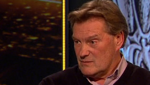 Glenn Hoddle makes prediction about Arsenal's season after Chelsea win