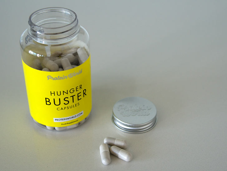 Protein World Hunger Buster Capsules