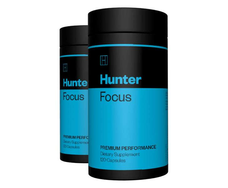 Hunter Focus Nootropic Supplement