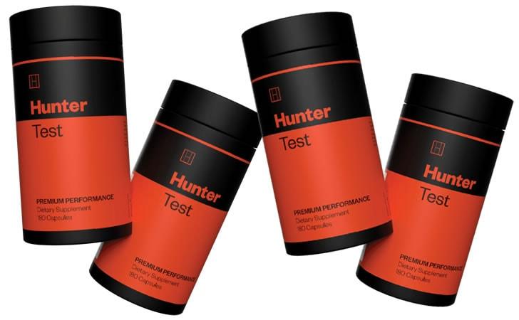 Hunter Test bottles