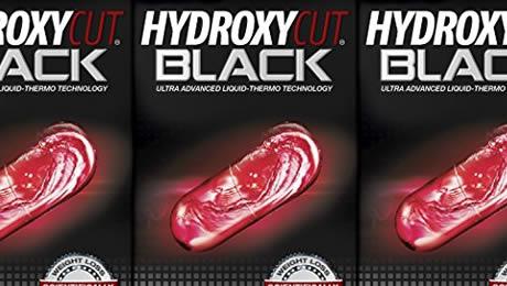 Hydroxycut Black MuscleTech Review