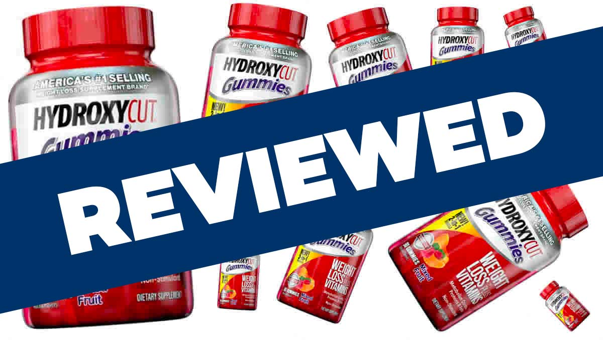 Hydroxycut Gummies Review