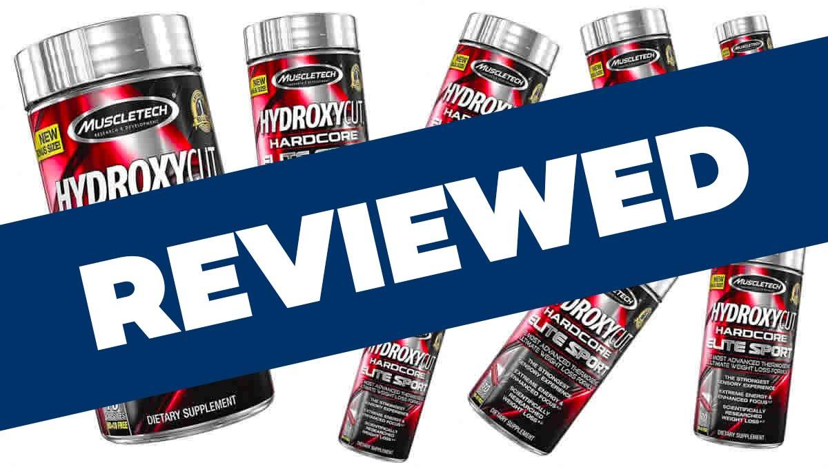 Hydroxycut Hardcore Elite Sport Review