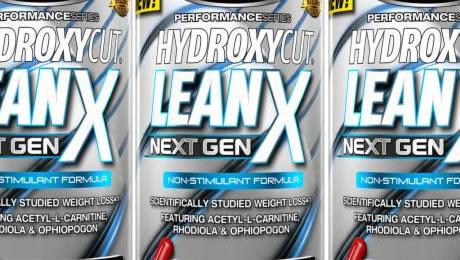 Hydroxycut LeanX Next Gen review