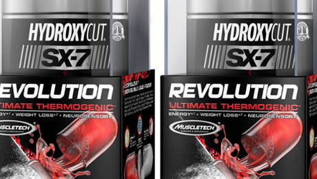 Hydroxycut SX-7 Revolution review