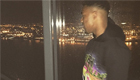 Ibe savours Liverpool's skyline at night