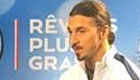 Ibrahimovic addresses Arsenal reports