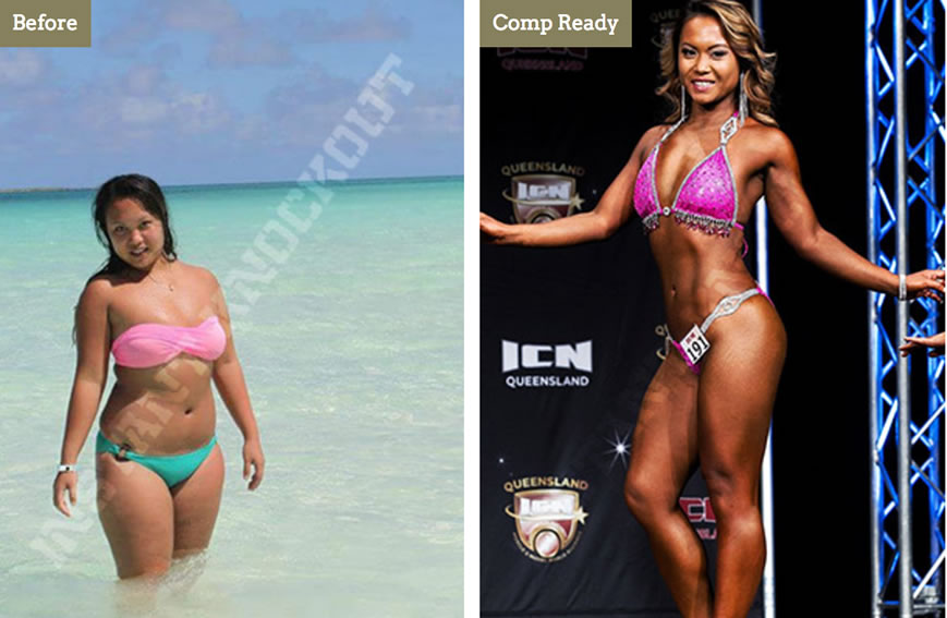fat burner for women before and after