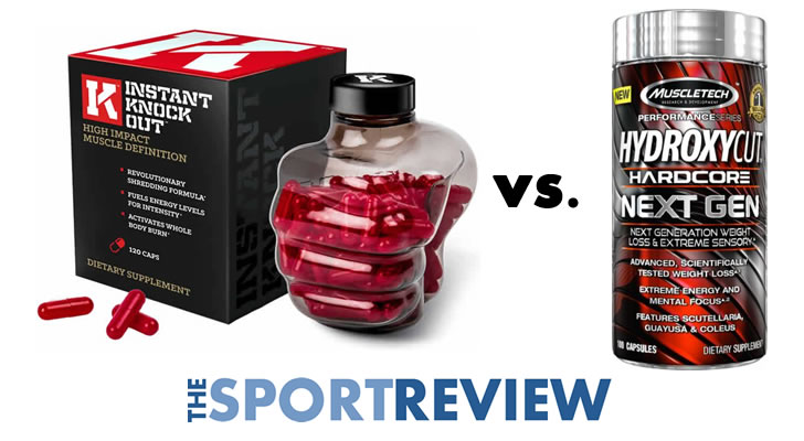instant knockout vs hydroxycut next gen