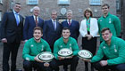 Ireland officially announce 2023 Rugby World Cup bid