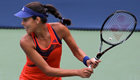 Sharapova through but Ivanovic crashes out