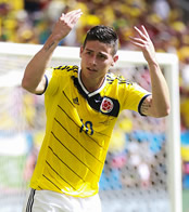 Man Utd transfers: Red Devils suffer James Rodríguez setback