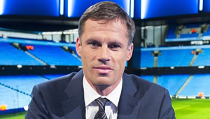 Jamie Carragher reacts on Twitter after Man Utd sack Louis van Gaal