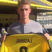 Januzaj completes Dortmund movea