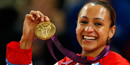Jessica Ennis and London 2012 Team GB stars honoured by Queen