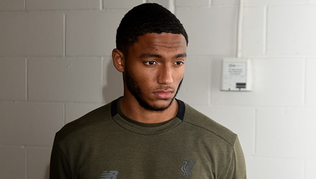 Exclusive interview: Joe Gomez on life at Liverpool FC, Jurgen Klopp's advice and more