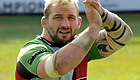 Aviva Premiership: Joe Marler to miss rest of the season