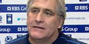 Six Nations 2014: Kelly Brown never considered quitting Scotland