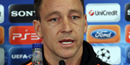 Chelsea boss José Mourinho reiterates John Terry's value to Blues
