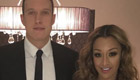 Photo: Injured Man Utd star Phil Jones all smiles with girlfriend