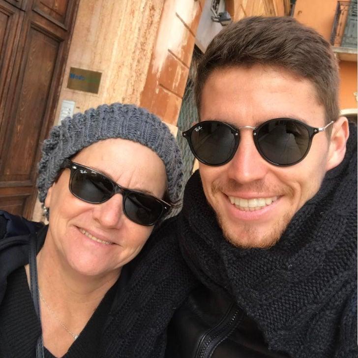 Picture of Luiz Frello Filho Jorginho  Mother, called Mrs. Frello
