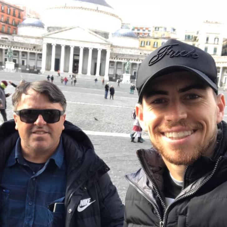 Picture of Luiz Frello Filho Jorginho  Father, called Mr. Frello