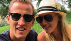 Kane joins girlfriend for Central Park selfie