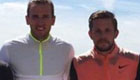 Photo: Tottenham's Harry Kane enjoys 'round of golf' with Gylfi Sigurdsson