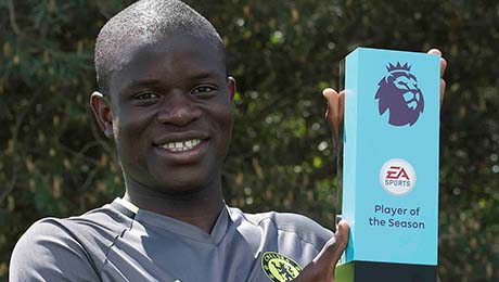 N'Golo Kante sends message to Chelsea fans ahead of FA Cup final