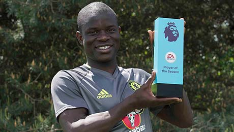 N'Golo Kante admits Chelsea FC cannot be happy with their season