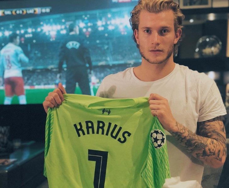 Liverpool keeper Karius suffered concussion during CL final